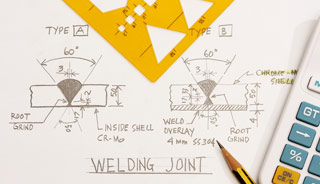welding joint design