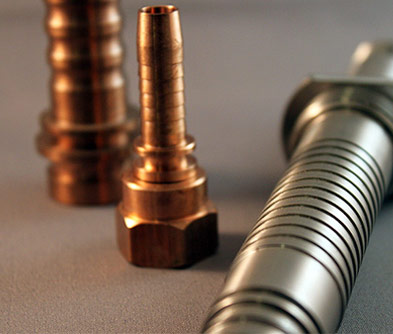 Machined bolts